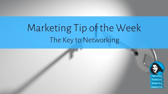 The Key to Networking
