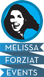 Melissa Forziat Events and Marketing Logo