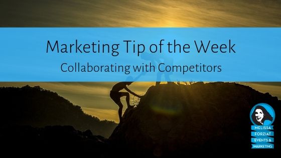 Collaborating with Competitors