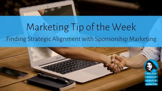 Finding Strategic Alignment with Sponsorship Marketing