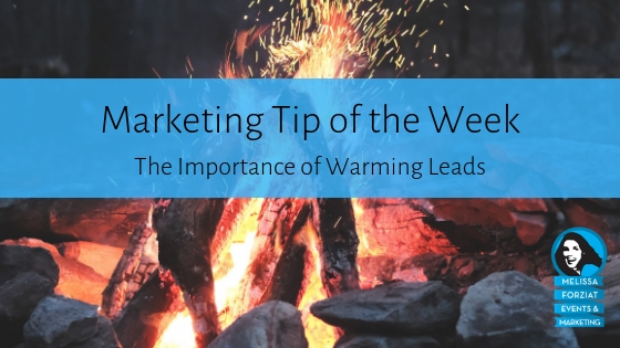 The Importance of Warming Leads