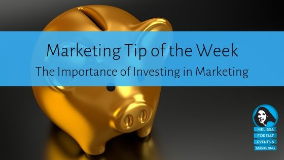 The Importance of Investing in Marketing