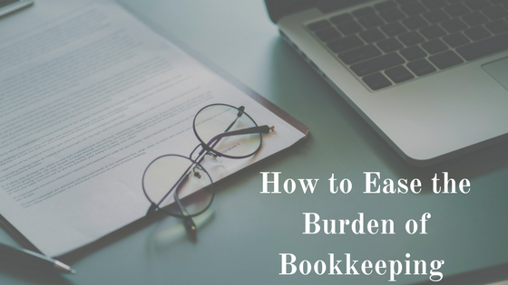 How to East the Burden of Bookkeeping