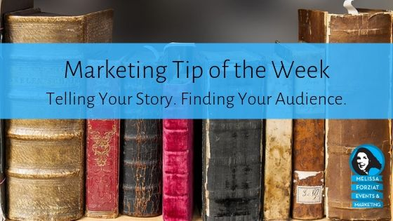 Telling Your Story. Finding Your Audience.
