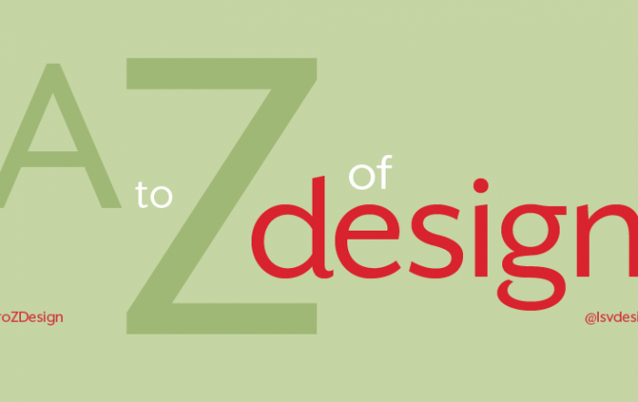 A to Z of Graphic Design Basics