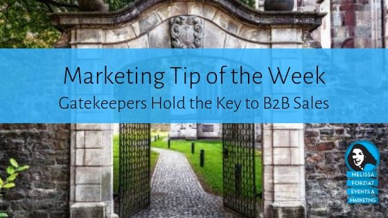 Gatekeepers Hold the Key to B2B Sales