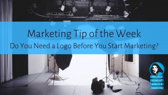 Do You Need a Logo Before You Start Marketing