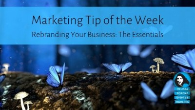 Rebranding Your Business - The Essentials