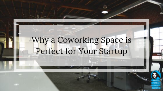 A coworking space might just be perfect for your startup